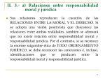 ii 3 a relaciones entre responsabilidad moral y jur dica