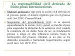 la responsabilidad civil derivada de il cito penal interconexiones74