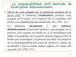 la responsabilidad civil derivada de il cito penal interconexiones76