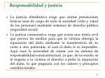 responsabilidad y justicia101