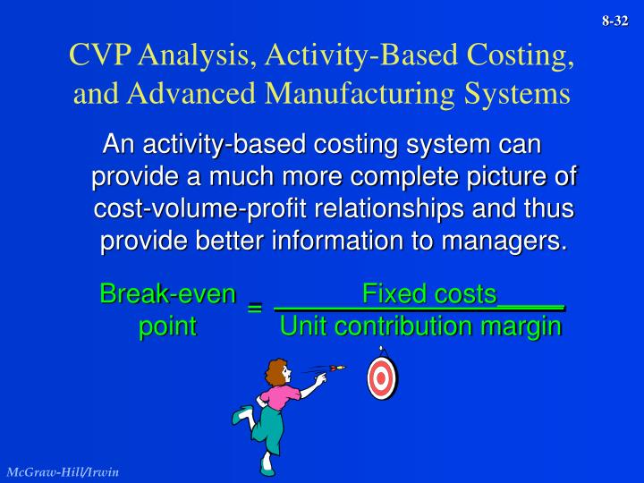 activity based costing analysis for ba