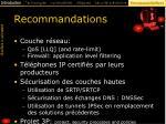 recommandations53