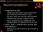 recommandations57