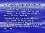 2 phases and phase changes13