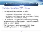 evolution of technical vocational education training24