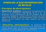 teor a de la electrodeposici n de metales25