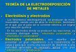 teor a de la electrodeposici n de metales26
