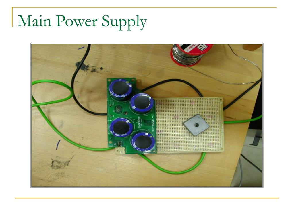 Switching Power Supply Circuit With Lownoise Rcc Mode Motorcontrol