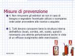 misure di prevenzione35