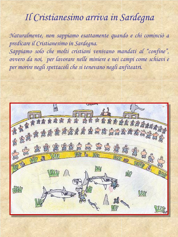 Il Cristianesimo arriva in Sardegna