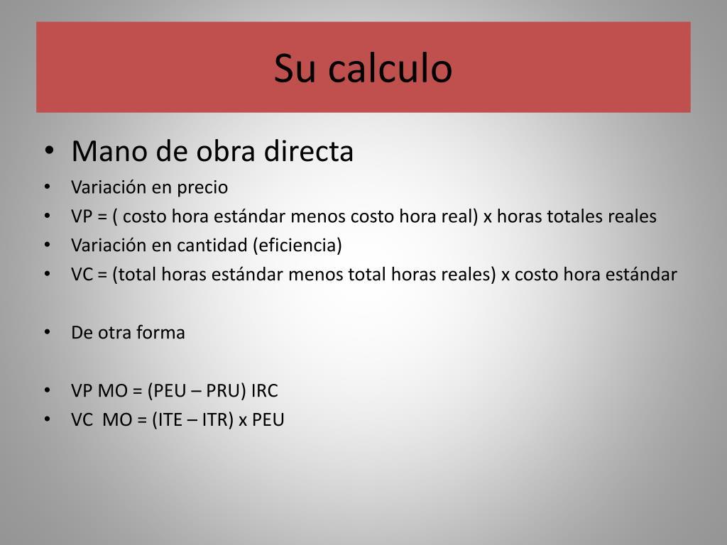 Su calculo