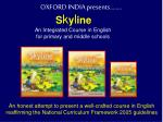 oxford india presents