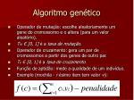 algoritmo gen tico13