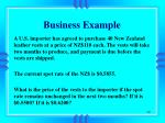 business example