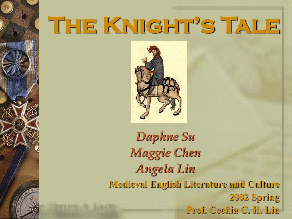 the knight s tale l.