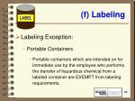 f labeling24