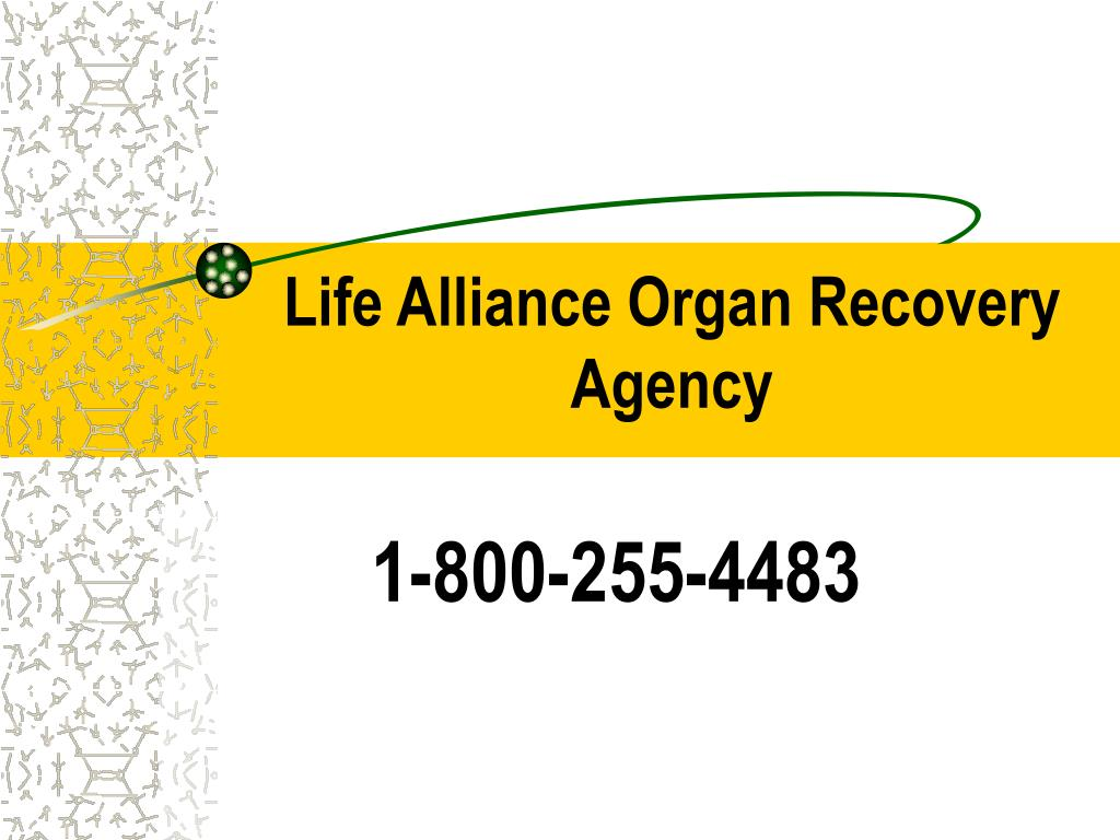 life alliance organ recovery agency l.