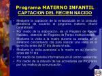 programa materno infantil captacion del recien nacido25