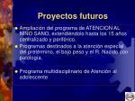 proyectos futuros