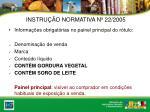 instru o normativa n 22 200510