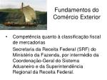 fundamentos do com rcio exterior8