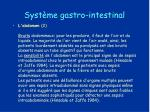 syst me gastro intestinal30
