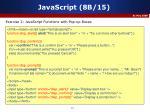 javascript 8b 15