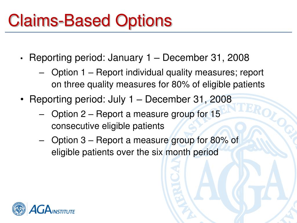 Claims-Based Options