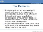 tax measures18