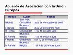 acuerdo de asociaci n con la uni n europea43