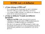the gdp deflator33