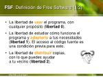 fsf definici n de free software 1 2