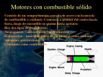 motores con combustible s lido