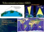 telecomunicaciones geo