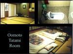 oomoto tatami room