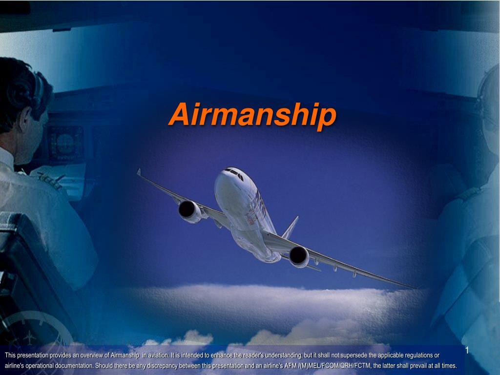 airmanship l.