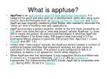 what is appfuse