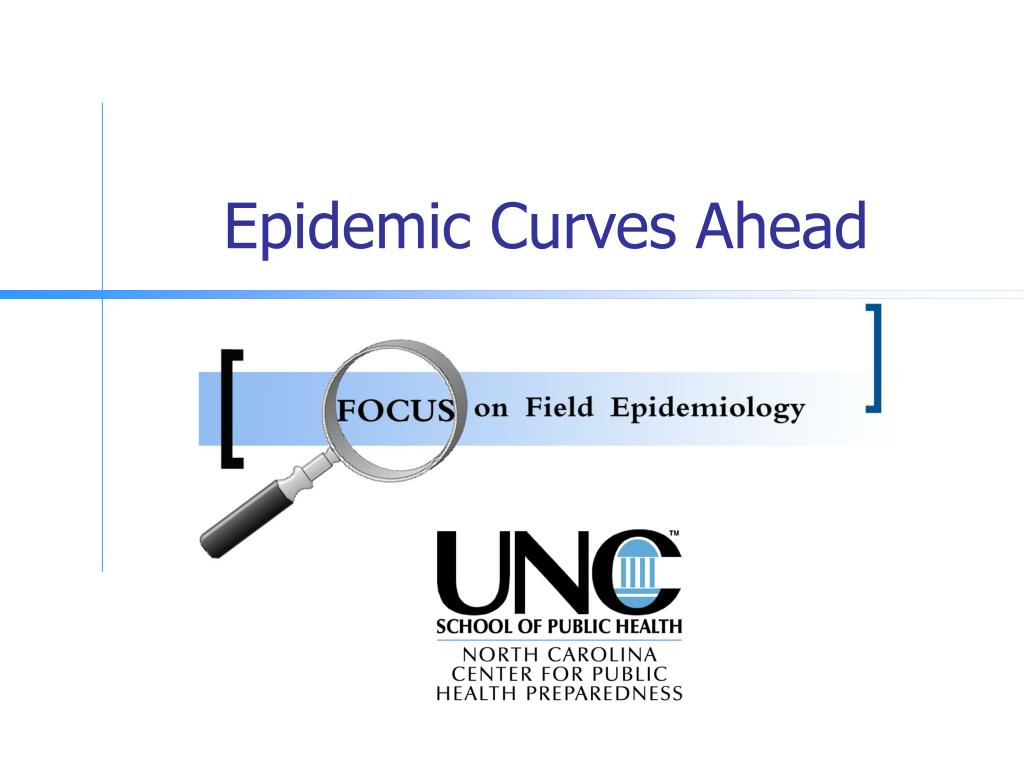 epidemic curves ahead l.