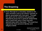 the dreaming16
