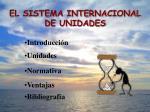 el sistema internacional de unidades2