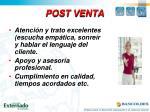 post venta113