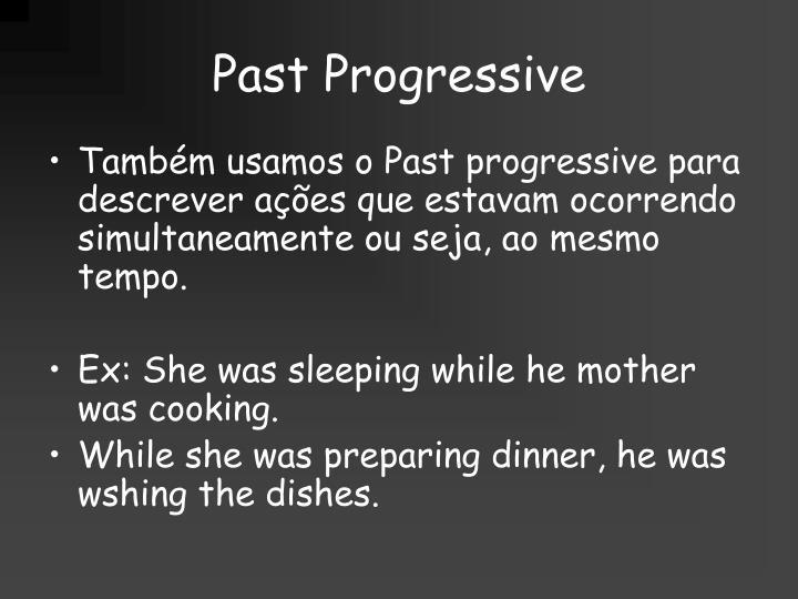 Past progressive3