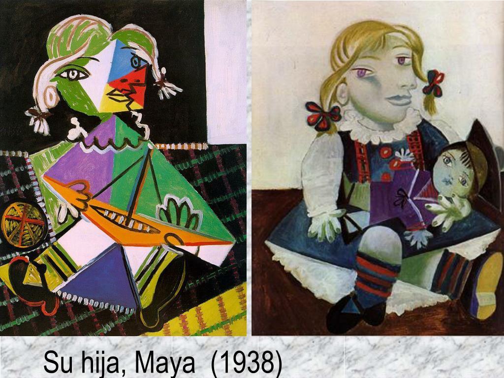 Su hija, Maya  (1938)