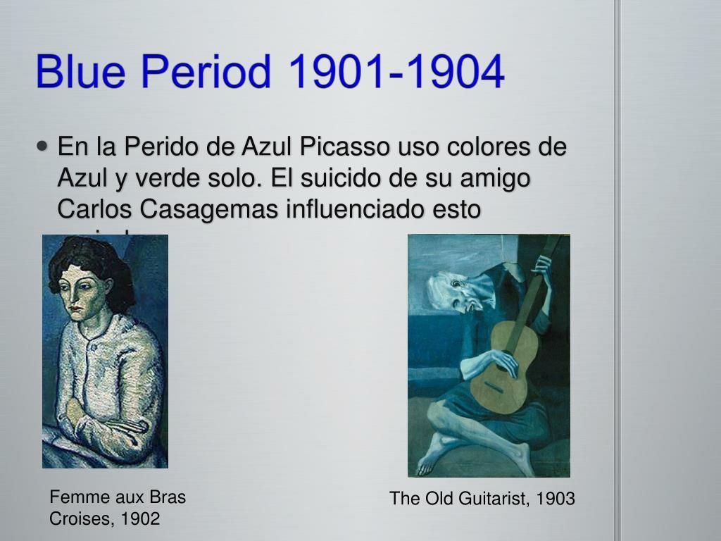 Blue Period 1901-1904