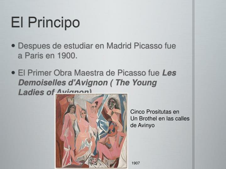 El principo