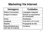 marketing via internet42