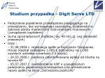 studium przypadku digit serve ltd46