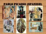 pablo picasso spanish13