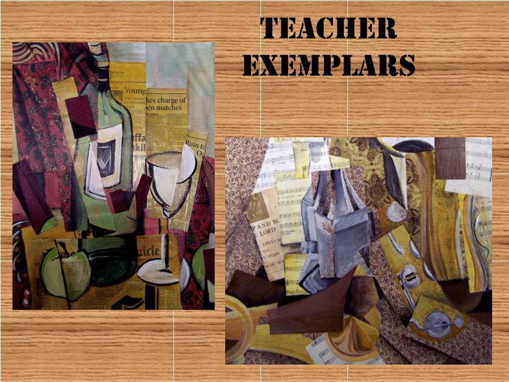 Teacher Exemplars