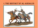 i the history of al andalus